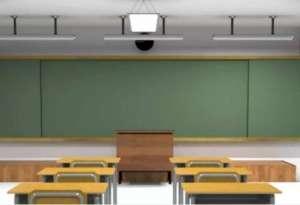 超频三为校园室内照明打造优质光环境丹东